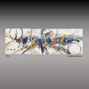 Khinoê Olivier art abstrait vous présente des tableaux muraux abstrait pour votre décoration d'intérieur
