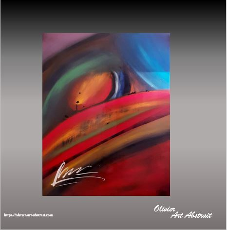 olivier Art Abstrait The Look Abstrait