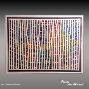 olivier art abstrait artiste peintre