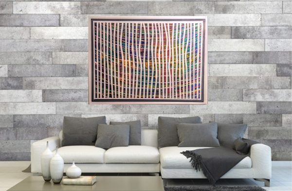 APU Olivier art abstrait vous présente des tableaux muraux abstrait pour votre décoration d'intérieur