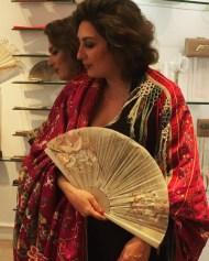 Estrella Morente, Olivier Bernoux, Fans & Friends, Fans & Bags, Fans & Clutches, Fans & Fashion, Weapons of Seduction, Fans, Eventail, Abanico, Handfan, fancy, Elegant, Evening, Handmade.