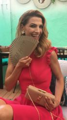 Laura Sanchez, Olivier Bernoux, Fans & Friends, Fans & Bags, Fans & Clutches, Fans & Fashion, Weapons of Seduction, Fans, Eventail, Abanico, Handfan, fancy, Elegant, Evening, Handmade. Clutch, bag, handbag