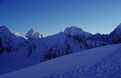 Au Ghandogoro-La (5400m)le 16 août 1999 à 5h30