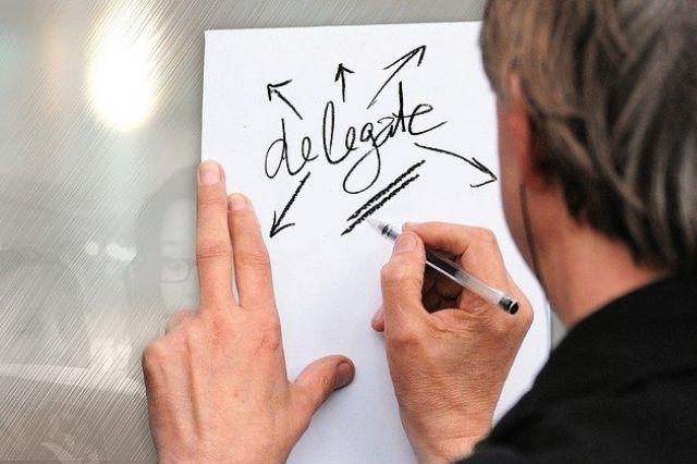 déléguer pour être plus productif