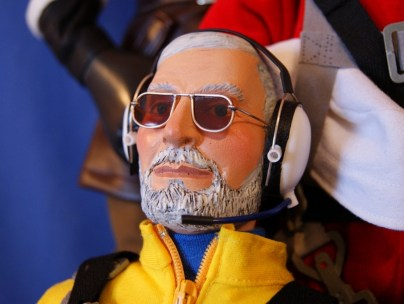 Pilotes maquette Silence Model