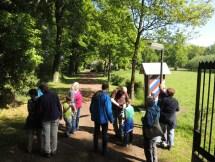 Excursie op Fort Rhijnauwen
