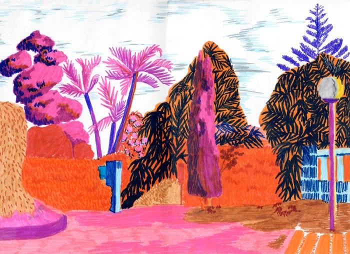 paysage-rose