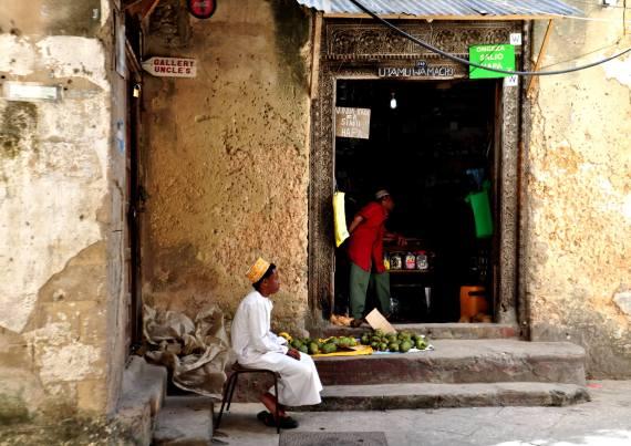 The shop - Zanzibar