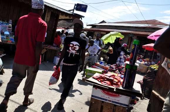 Zanzibar Market