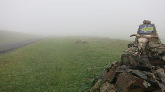 First day mist