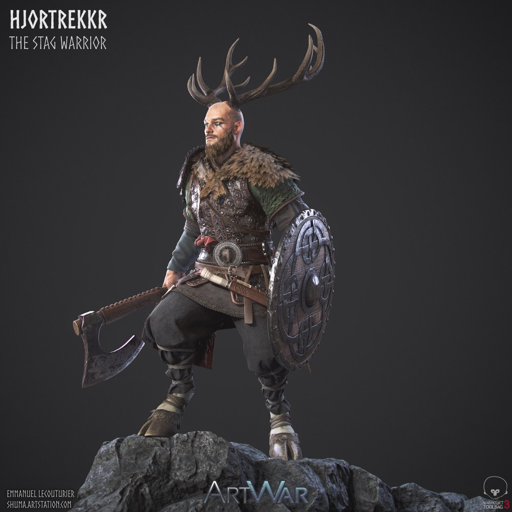 emmanuel-lecouturier-stag-warrior-final-image