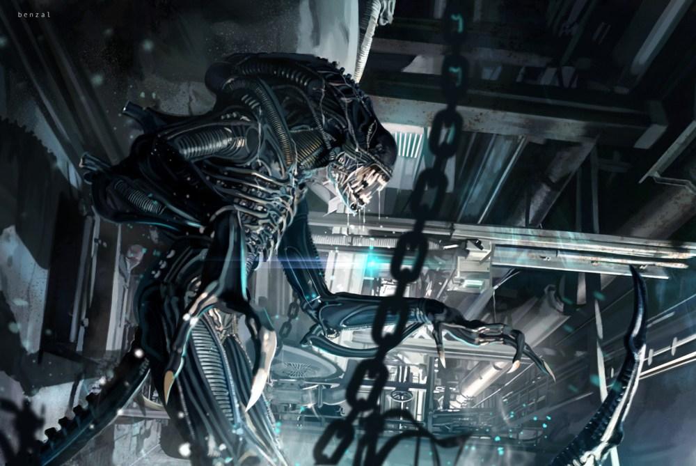 david-benzal-alien