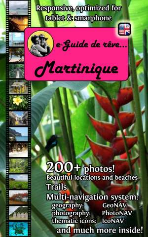 J'ai publié la version anglaise de l'e-Guide de rêve Martinique