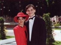 1993 mariage à Belfort