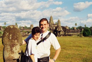 2000 Incroyable Cambodge Angkor Wat