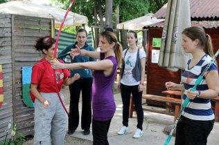 2012 Enseigner le tir à l'arc Allianz
