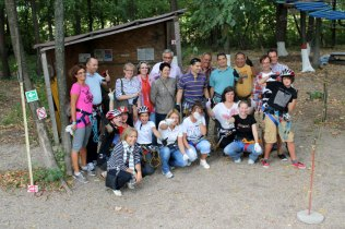 2012 team building Ambassade Suisse