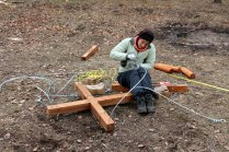 2012 tricoter des parcours d'escalade