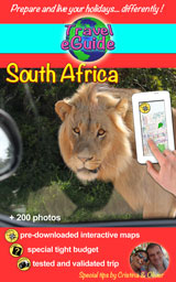 cover South Africa - Travel eGuide - OlivierRebiere.com