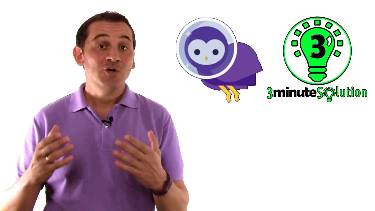 blab - 3 minute Solution - OlivierRebiere.com