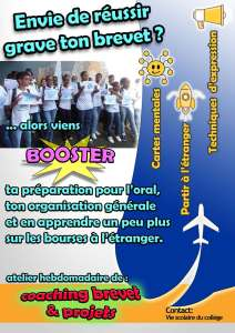 Coaching brevet - Affiche - OlivierRebiere.com
