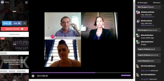 Formation des porteurs de projet aux outils numériques de communication et dissémination