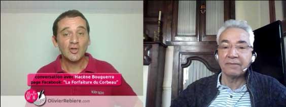 """ALGÉRIE: """"la Forfaiture du Corbeau"""" et les Harkis avec Hacène Bouguerra"""