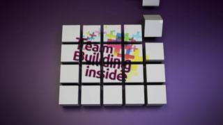 Vidéo intro petits cubes