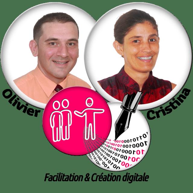 Cristina Rebiere, Olivier Rebiere - OlivierRebiere.com