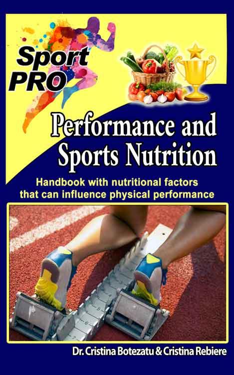 Performance and Sports Nutrition - Cristina Botezatu & Cristina Rebiere - OlivierRebiere.com