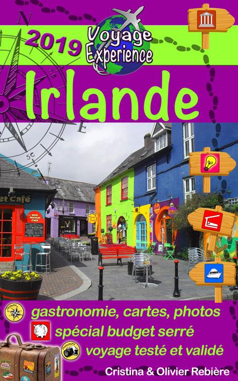 Irlande - Voyage Experience - Cristina Rebiere & Olivier Rebiere - OlivierRebiere.com