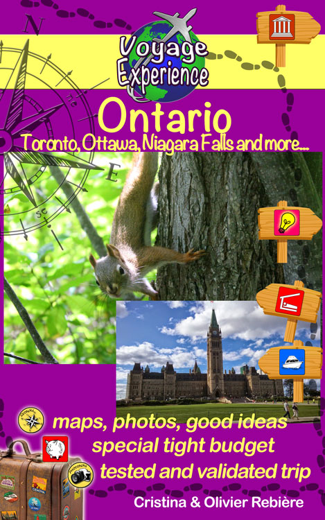 Ontario, english version - Voyage Experience - Cristina Rebiere & Olivier Rebiere - OlivierRebiere.com