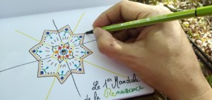 Je dessine un Mandala