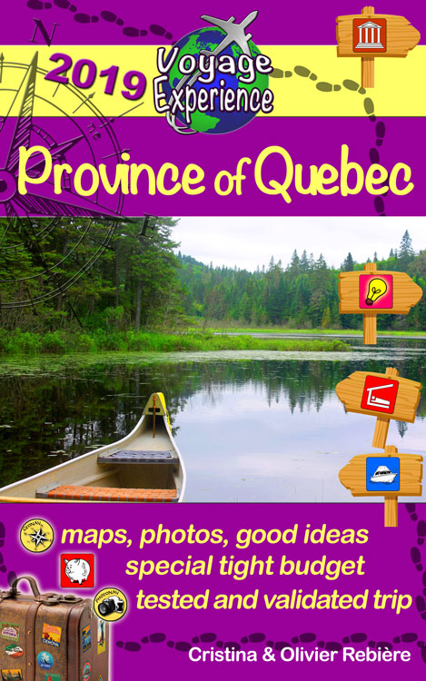 Province of Quebec - Voyage Experience - Cristina Rebiere & Olivier Rebiere