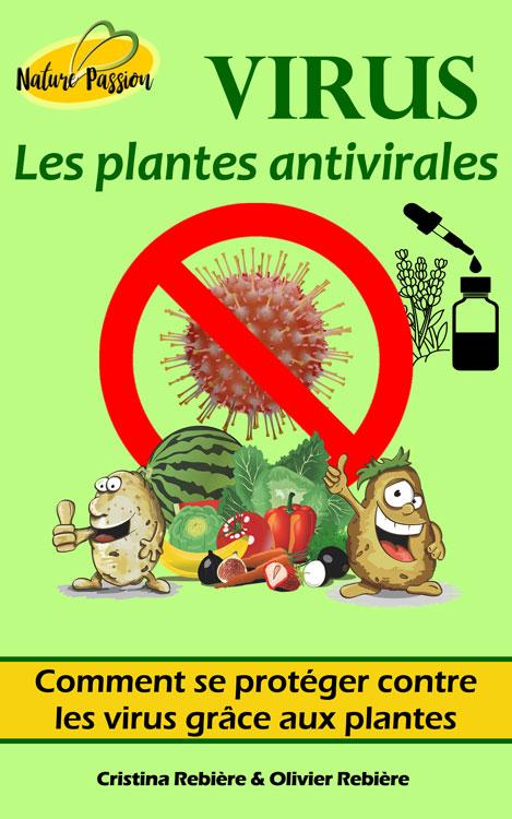 Virus - les plantes antivirales
