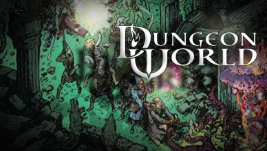 Dungeon World : le jeu de rôle