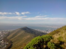 View on Signal Hill - one of the best place to z-watch the sunset with a glass of wine