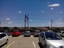 Townships just behind the carpark