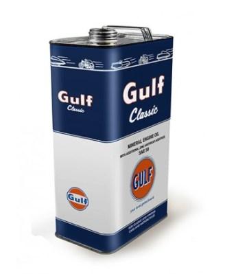 Gulf Classic 20w50