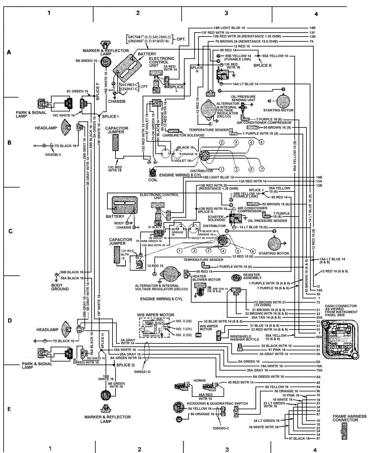 Jeep Wrangler Heater Wiring Diagram