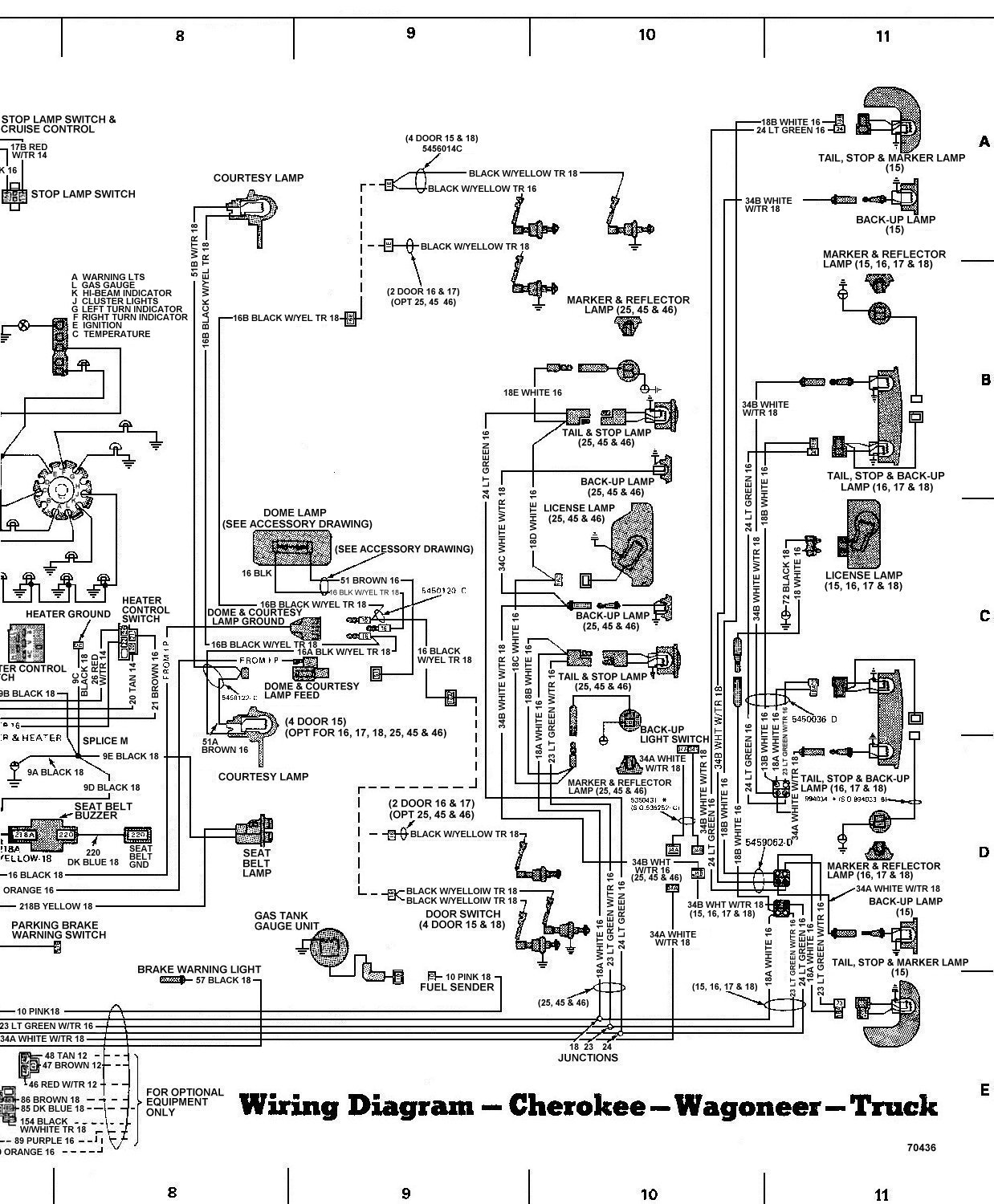 Wiring Diagram Yj 350 Swap