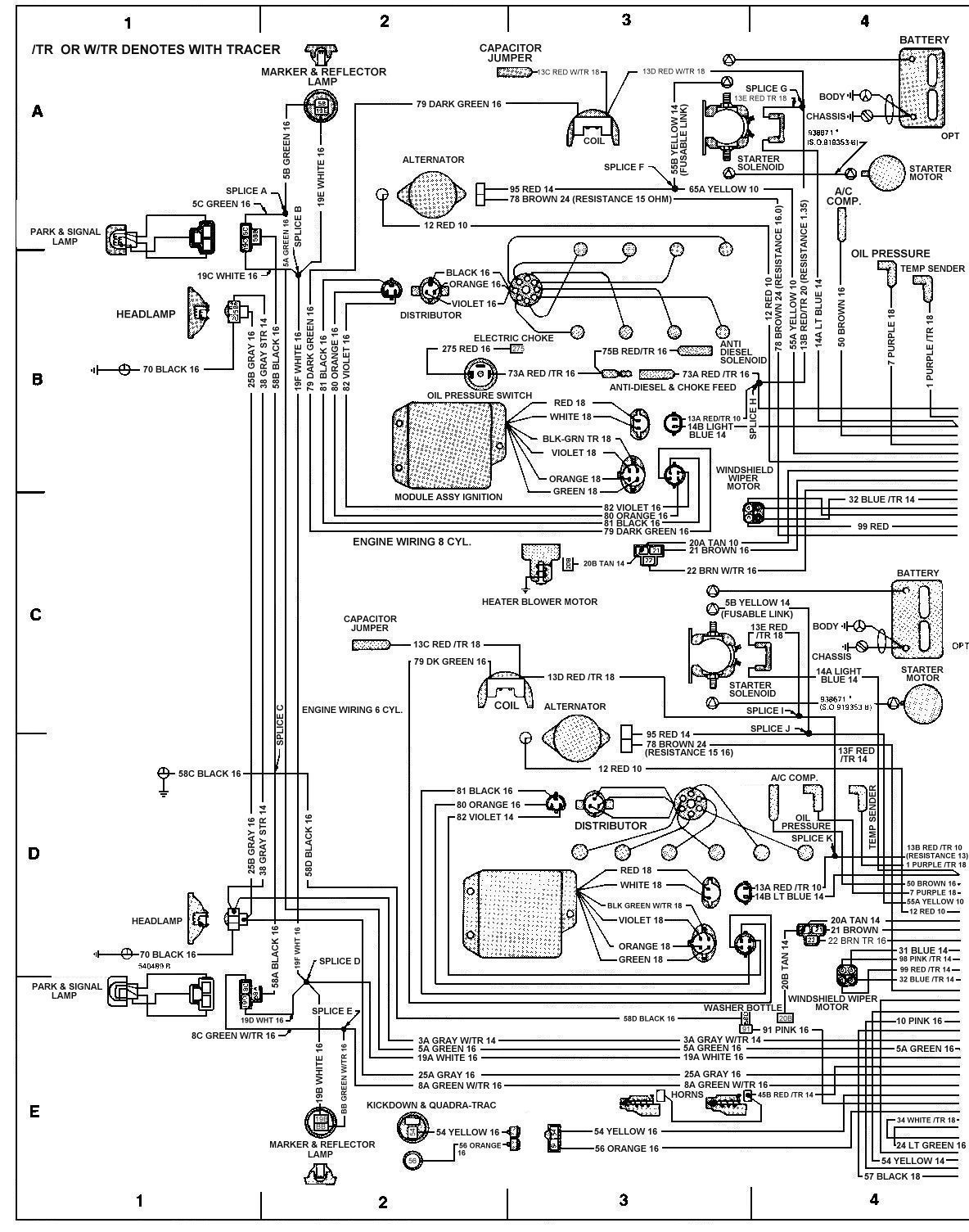 Jeep Wagoneer Dash Wiring Diagram
