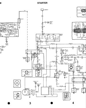 1984 Grand Wagoneer Wiring Harness  International Full