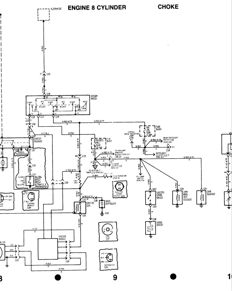 Jim hard to read but i think this should be the schematic for jr's engine