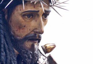 Jesús Nazareno. Semana Santa. Guatemala