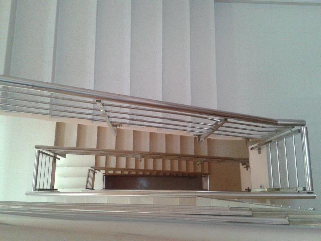 Auditorio de Cedeira, escaleiras