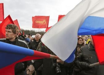 Crimea vota anexionarse  a Rusia