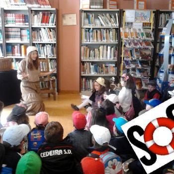 Quen teme as bibliotecas?