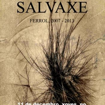 """Presentación no Ateneo Ferrolán de """"Escolma Salvaxe. Ferrol 2007-2013"""""""