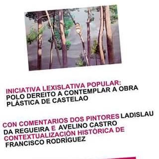 A sala Áncora de Cedeira acollerá unha iniciativa polo dereito a contemplar a obra plástica de Castelao